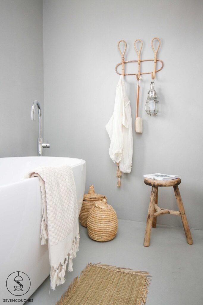 Zelf verbouwen - badkamer door Sevencouches