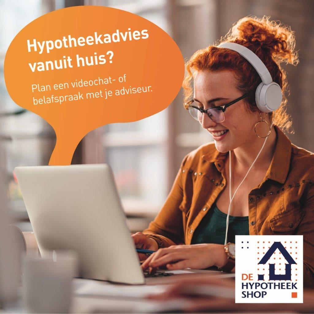 Ondernemershypotheek Tilburg webcamadvies
