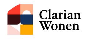 Clarian Wonen logo