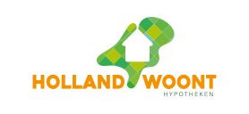 Holland woont Logo