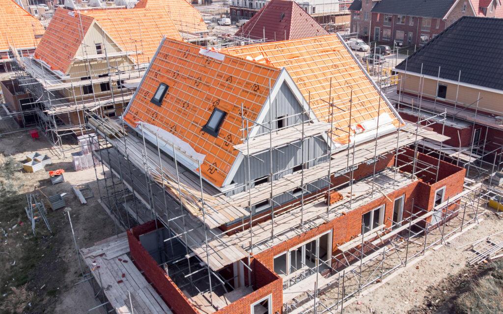 Grootste groei nieuwbouwwoningen sinds 2009