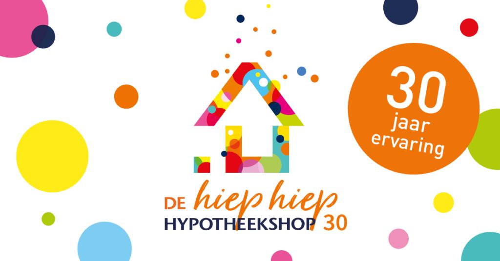 De Hypotheekshop 30 jaar