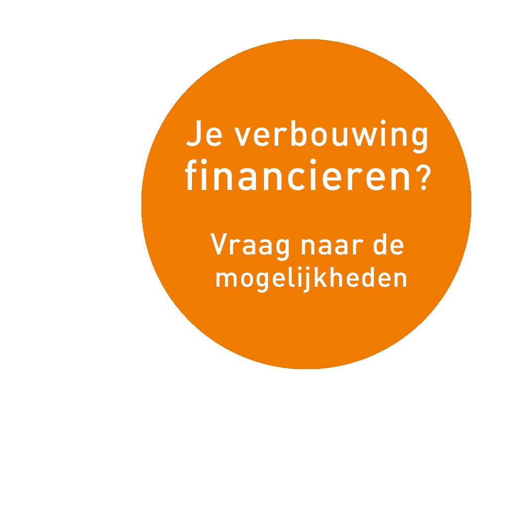 Je verbouwing financieren?