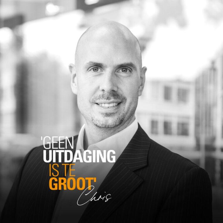 Chris van Dijk